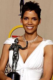 Halle Berry, Screen Actors Guild Awards 2002