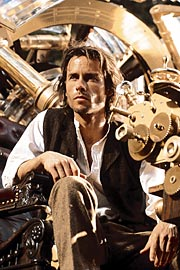Guy Pearce, The Time Machine