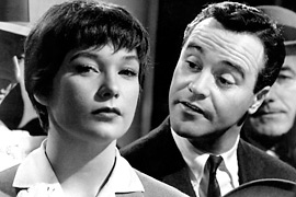 Jack Lemmon, Shirley MacLaine, ...