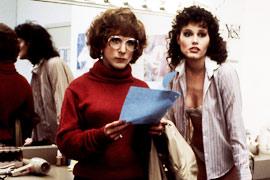 Geena Davis, Dustin Hoffman, ...