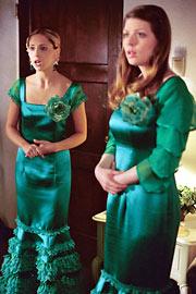Amber Benson, Sarah Michelle Gellar, ...