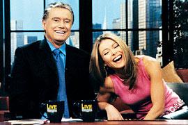 Kelly Ripa, Regis Philbin, ...