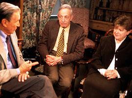 Mike Wallace, John Forbes Nash, ...