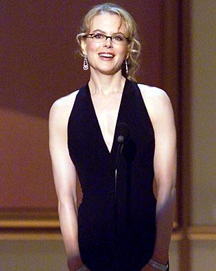 Nicole Kidman, Screen Actors Guild Awards 2002