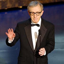 Woody Allen, Oscars 2002