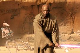 Samuel L. Jackson, Star Wars: Episode II -- Attack of the Clones