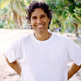 Peter Harkey, Survivor: Marquesas