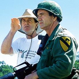 Mel Gibson, Randall Wallace, ...