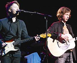 Beck, Thom Yorke