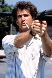 Mel Gibson, Lethal Weapon
