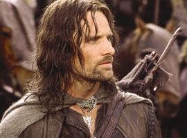 Viggo Mortensen, The Lord of the Rings: The Fellowship of the Ring