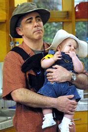 Adam Arkin, Baby Bob