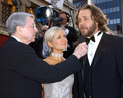 Russell Crowe, Oscars 2002
