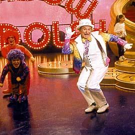 Robin Williams, Death to Smoochy