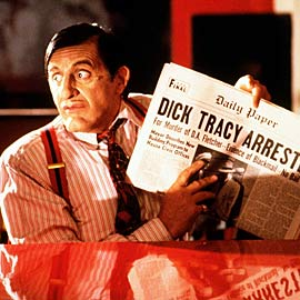 Al Pacino, Dick Tracy