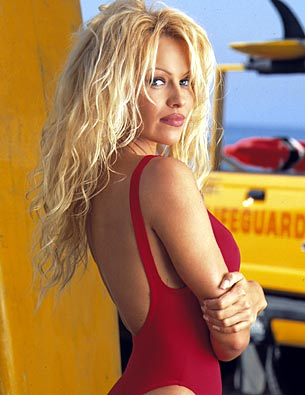 Baywatch, Pamela Anderson, ...