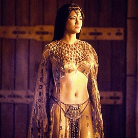 Kelly Hu, The Scorpion King