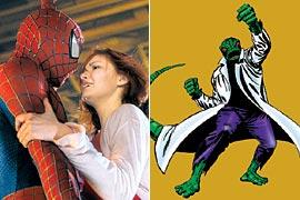 Tobey Maguire, Spider-Man, ...