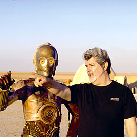 George Lucas, Star Wars, ...