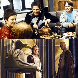 About a Boy, Star Wars: Episode II -- Attack of the Clones