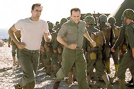 Nicolas Cage, Christian Slater, ...