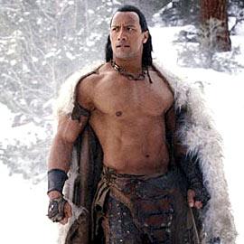 Dwayne ''The Rock'' Johnson, The Scorpion King
