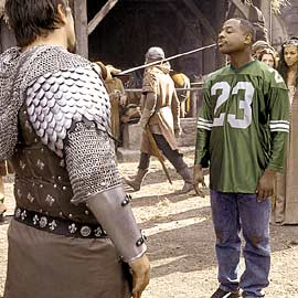 Martin Lawrence, Black Knight