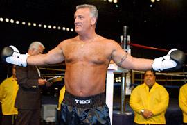 Joey Buttafuoco, Celebrity Boxing