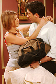 David Schwimmer, Jennifer Aniston