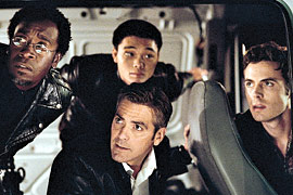 Shaobo Qin, Don Cheadle, ...
