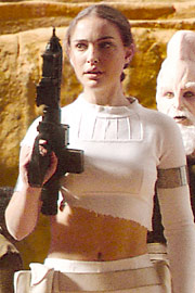 Natalie Portman, Star Wars: Episode II -- Attack of the Clones