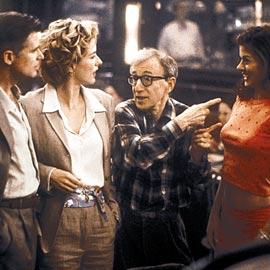 Tea Leoni, Woody Allen, ...