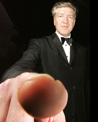 David Lynch, Cannes International Film Festival 2002