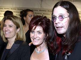 Ozzy Osbourne, Sharon Osbourne, ...
