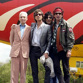 The Rolling Stones, Rolling Stones on the Road