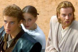 Ewan McGregor, Natalie Portman, ...