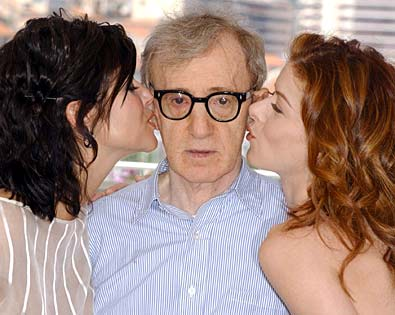 Woody Allen, Debra Messing, ...