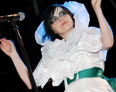 Björk, The Coachella Music and Arts Festival