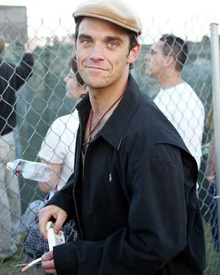 Robbie Williams, The Coachella Music and Arts Festival