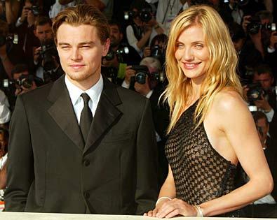 Cameron Diaz, Leonardo DiCaprio, ...