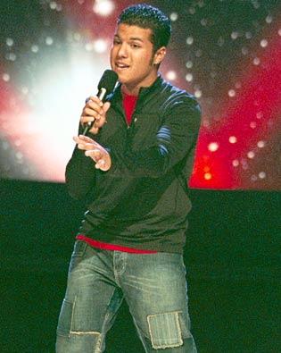 RJ Helton, American Idol