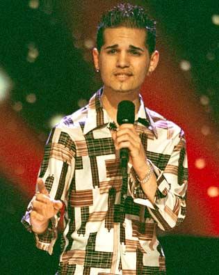 A.J. Gil, American Idol