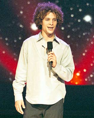 Justin Guarini, American Idol