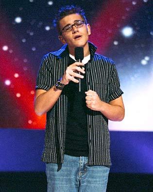 Jim Verraros, American Idol