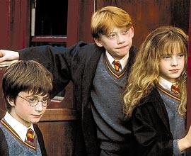 Emma Watson, Rupert Grint, ...