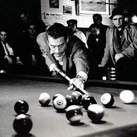 Paul Newman, The Hustler