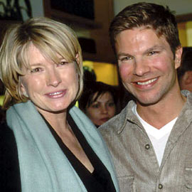 Martha Stewart, Peter Bacanovic