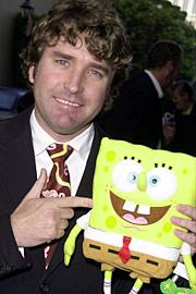 Stephen Hillenburg, SpongeBob Squarepants