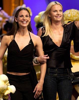 Charlize Theron, Jennifer Garner, ...