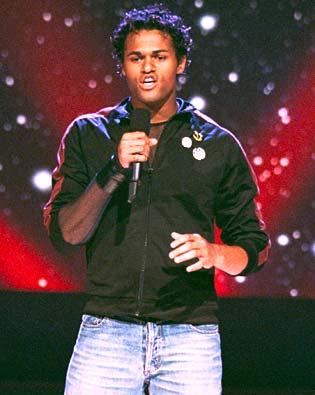 EJay Day, American Idol